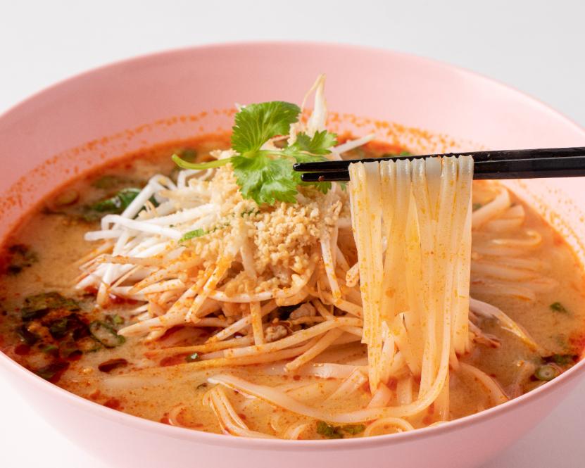 トムヤムラーメン(センレック中麺)