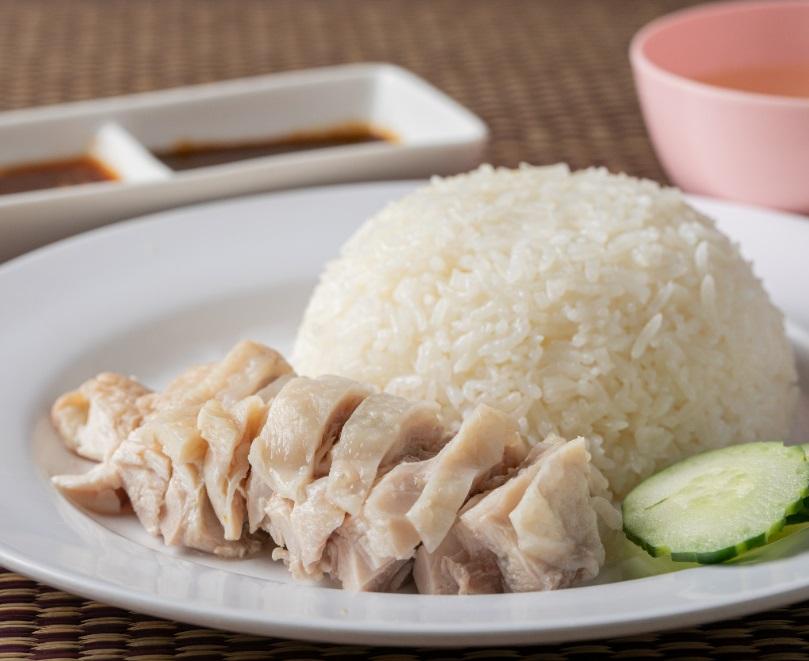 カオマンガイ /海南鶏飯